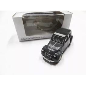Miniatura Citroen Origines Traction Retro 1954 - 1960