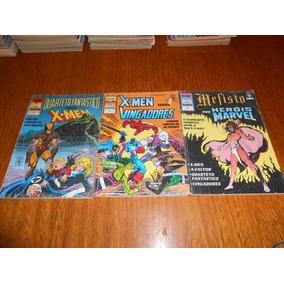 Hq Épicos Marvel Completa 3 Edições.