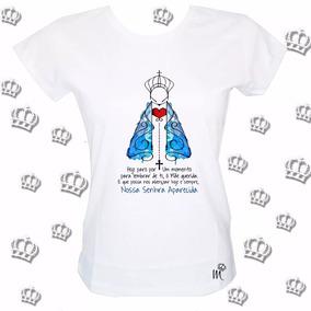 Camisetas Com Frases De Nossa Senhora Calçados Roupas E Bolsas No