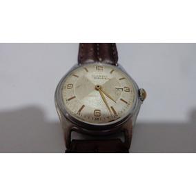 83f5f5d1df0 Relógio Antigo De Pulso Corda Classic - Relógios no Mercado Livre Brasil