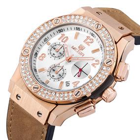 Reloj Dama Swarowsky Cronograph   Promoción $ 2,500 -30%dto