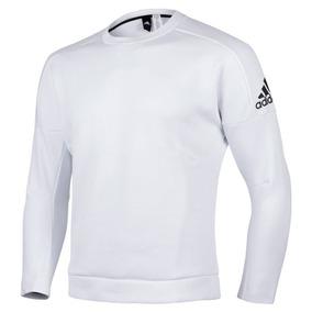 9cf12d990faef Polera Adidas Hombre Color Blanco - Ropa y Accesorios en Mercado ...
