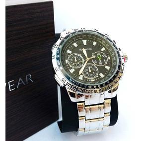 Reloj Rocawear Nuevo Original Caballero Mod:rm7778gn52a-002
