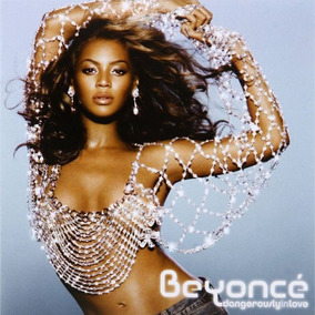 Cd Beyonce - Dangerously In Love