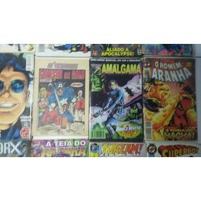 Hqs Relíquias Marvel E Dc Promoção.