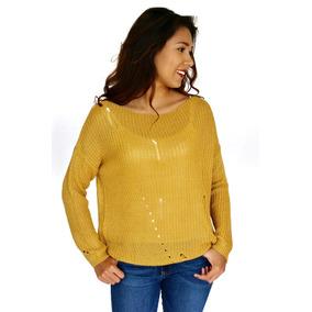 Suéter Desgarrado