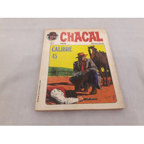 Gibi Chacal Nº 02 - Editora Vecchi - Agosto 1980