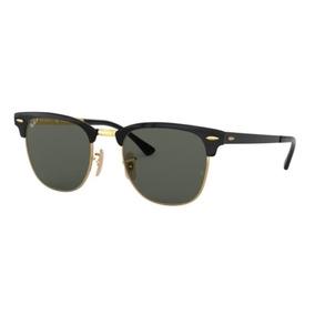 9bb24c888910b Rayban Clubmaster Polarizado - Óculos De Sol Outros Óculos Ray-Ban ...