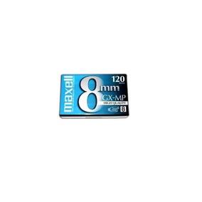 Fita 8mm Para Filmadora Sony - Maxell Mp-120 Nova E Lacrada