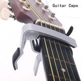 Capo Guitarra Acustica Electrica Aluminio Capotraste Cejilla