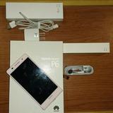 Huawei Ascend P6 Color Rosa Desbloqueado