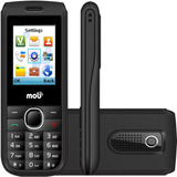Celular Mob K180 Dual - Preto Vitrine