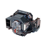 Lampara P/ Proyector Epson S5 S6 X6 77 78 Elplp41 V13h10l41