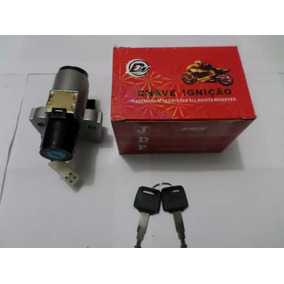 Chave Ignição Completa Nxr 160cc Bros - Junkun