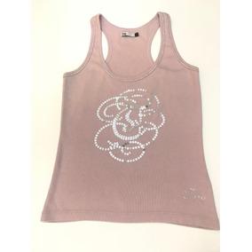 Regata Tng Rosa Lilás Com Paetês Prateados P 3e5baea5c41