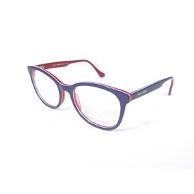 Armacao Feminina - Óculos Azul marinho no Mercado Livre Brasil 71f4080f0d