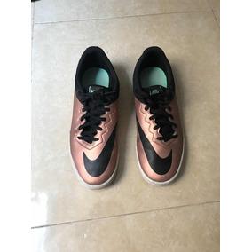 Zapatos De Futbol Nike Hypervenom - Tacos y Tenis Dorado oscuro de ... 20792d308859e