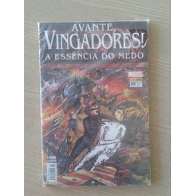 Avante, Vingadores! Vol. 55