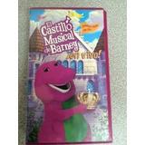 El Castillo Musical De Barney En Vivo Excelente