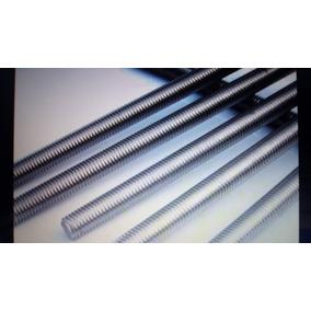 Barra Roscada Ac. Inox. 8mm X 1m