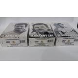 Dvd O Cinema De Tarkovski - 3 Boxes - 12 Filmes - Lacrados