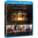 Blu-ray - Os Dez Mandamentos O Filme.