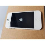 Iphone 4s 8gb Branco Desbloqueado