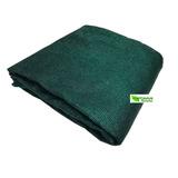 Tela Sombrite Decorativa 80% Verde - 1,7 Metros X 11 Metros