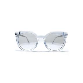 Lente De Sol De Pasta Color Blanco, Glasses G3, 7095crycol