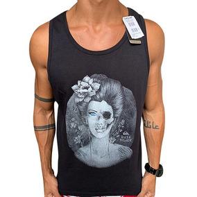 b77180937b473 Camiseta Regata Quiksilver Tamanho G - Camisetas Regatas para ...