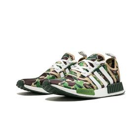 8f4e6e31f7c Tenis Adidas Nmd Branco Camuflado Nike - Calçados