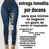 Pantalon Stresh En Talle Alto Y Moldea Figura Mod Colombiana