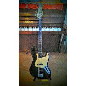 Bajo Eléctrico Squier Jbass By Fender