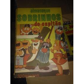 Almanaque Sobrinhos Do Capitao 1965