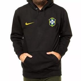 Blusa Moletom Seleção Brasileira Casaco Brasil Copa 2018 Top 87f28cc0d8c8a