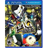 ..:: Persona 4 Golden ::.. Para Playstation Vita A Meses