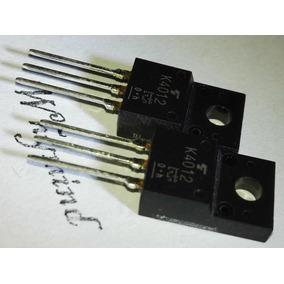 2 Peças Transistor 2sk4012 (frete Grátis )
