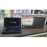 Consola Nintendo 3ds Xl Negro Articulo Usado Somos Tienda