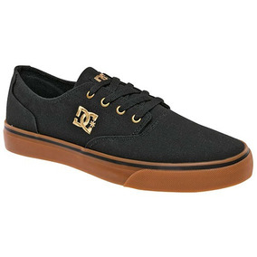 54170df9f7b Tenis Dc Shoes Flash 2 Tx Negro-cafe Tallas  22½ A  24 Mujer