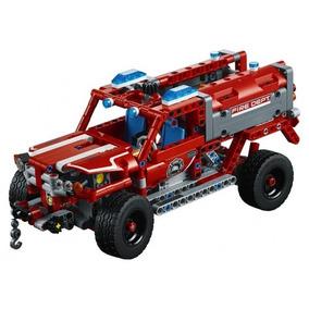 Lego Technic - 42075 Equipo De Emergencias