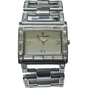 c6fcc5700ab Relogio Jean Vernier - Relógios De Pulso no Mercado Livre Brasil