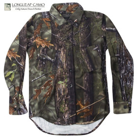 Camisa Camuflaje Bosque Oufitters Redge