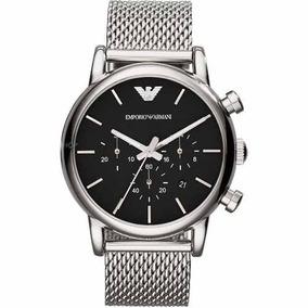 3c4d12157ae Relógio Emporio Armani Ar1811 Masculino + Caixa - Relógios De Pulso ...