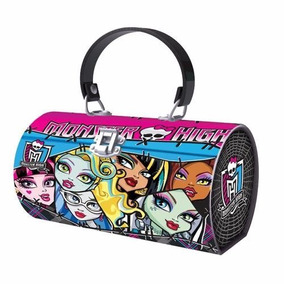 Bolsa Metálica Monster High