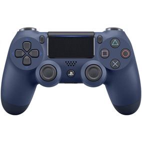 Controle Dualshock 4 Ps4 - Azul Midnight Americano