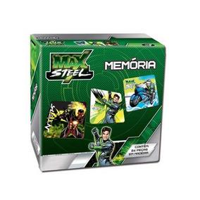 c28798619a Biolink Max Steel - Jogos no Mercado Livre Brasil