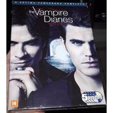 Box The Vampire Diaries - 7ª Temp. (5 Dvds) - Lacrado