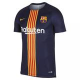 Camisa Barcelona Original De Treino - Camisa Barcelona Masculina no ... 8dd6226eed614