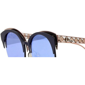 Oculos Sol Azul Bicolor Anos De Dior - Óculos no Mercado Livre Brasil 0fc6e974a206
