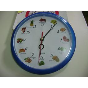 Reloj De Cocina Moderno | Reloj Moderno De Pared Cocina Relojes De Pared En Mercado Libre